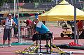 2013 IPC Athletics World Championships - 26072013 - Jamil Elshebli of Jordan during the Men's Shot put - F56-57 2.jpg