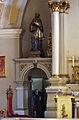 2014 Piszkowice, kościół św. Jana Chrzciciela 19.JPG