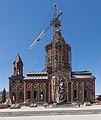 2014 Prowincja Szirak, Giumri, Kościół Zbawiciela (07).jpg