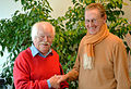 2015-02-24 Johann-Tönjes Cassens und Otto Stender im Wikipedia-Büro Hannover.jpg