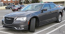 chrysler srt8 2016