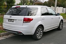 Ford Territory (Australia) - Wikipedia