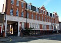 2015 London-Woolwich, Market St, former Police Station 02.jpg