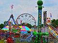 2015 Sauk County Fair Midway - panoramio (1).jpg