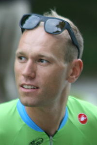 2015 Tour de France team presentation, Kristjan Koren.jpg