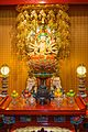 2016 Singapur, Chinatown, Świątynia i Muzeum Relikwi Zęba Buddy (41).jpg