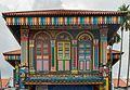 2016 Singapur, Little India, Ulica Kerbau, Była rezydencja Tan Teng Niaha (05).jpg