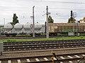 2017-10-05 (189) 83 56 9323 018-6 and 31 81 2742 135-8 at Bahnhof St. Valentin.jpg