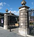 2017-Woolwich, Royal Arsenal gate.jpg