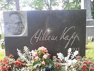 Villem Kapp Estonian composer (1913-1964)