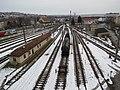 2018-02-22 (401) View from parking deck at Park and Ride to Bahnhof Krems an der Donau, Austria.jpg