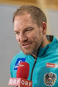 Mattias Andersson le 5 janvier 2018