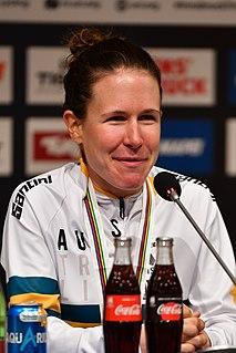 Amanda Spratt Australian cyclist