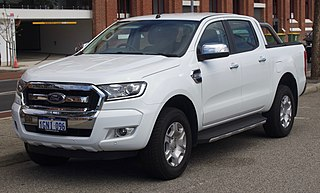 Ford Ranger Index of articles associated with the same name