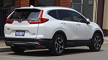 Honda CR-V - Wikipedia
