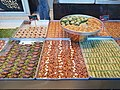 2019-07-26 Baklava for sale in confectionery store in Istanbul.jpg