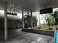 201901 Platform 1 Boarding Stair at Jiujiang Station 1F.jpg