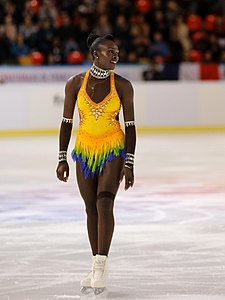 2019 Internationaux de France Friday ladies SP group 1 Mae Berenice MEITE 8D9A7245.jpg