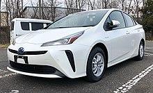 Splitter Series Hybrid Toyota Prius