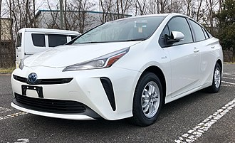 Green vehicle - The Toyota Prius is the world's top selling hybrid electric vehicle, with global sales of 3.7 million units through April 2016. Some owners use its identity to make an environmental statement.