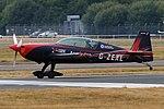2 Excel Aviation, G-ZEXL, Extra EA-300 L (44283702391).jpg