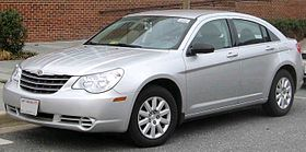 2nd Chrysler Sebring sedan.jpg