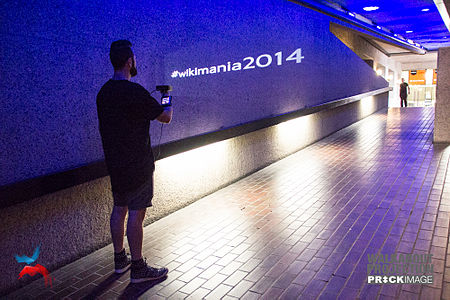 36-Walkabout Projection & Key Witness Photography @ Barbican Centre for Wikimania 2014.jpg