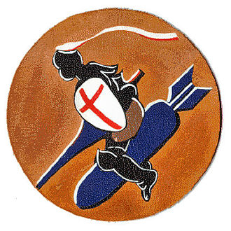 392d Air Expeditionary Group - Image: 392dbombgroup emblem