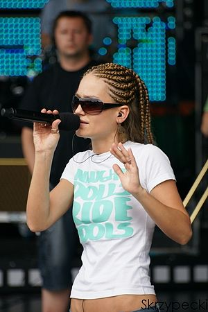Marika (singer) - 2009 in Opole
