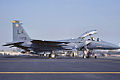 461st Tactical Fighter Training Squadron McDonnell Douglas F-15E-43-MC Strike Eagle 87-172 1990.jpg