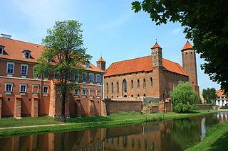 Lidzbark Castle