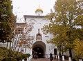 733. Печоры. Надвратная церковь Николы Ратного.jpg
