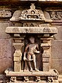 7th century Sangameshwara Temple, Alampur, Telangana India - 42.jpg