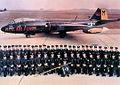 822d Bombardment Squadron B-57B-MA 52-1577 1956.jpg