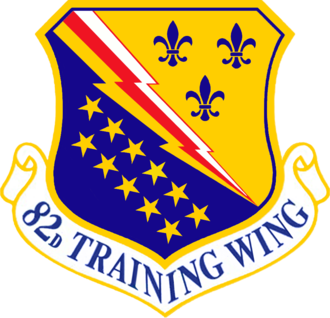 82d Training Wing - Image: 82d Training Wing