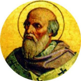 Pope Gregory II - Image: 89 St.Gregory II