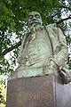 9327 - Milano - Giardini Pubblici - Monumento a Giuseppe Giacosa - Foto Giovanni Dall'Orto 22-Apr-2007.jpg