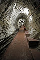 9Tunnel cut into the Rock leading from Engine Room.jpg