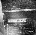 """9 322.""""Nebo"""" in """"hlapec"""" za obešanje mesa pod stropom. Fotografirano iz tal (v leže!), Mali Ban 9, Junkar Jože 1952.jpg"""