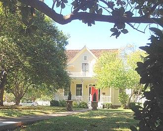 A. H. Chapman House - Image: A.H. Chapman House