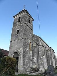 ACHEY Haute Saône 02 03 2014 Eglise St Martin (1).JPG