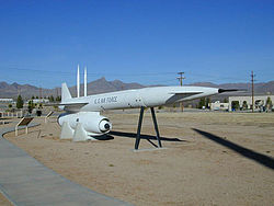 AGM-28 Hound Dog on display at White Sands Missile Museum.jpg