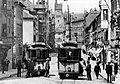 AK - Regensburg - Maximilianstraße - Straßenbahn - 1911.jpg