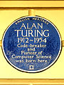 ALAN TURING - 2 Warrington Cresent Maida Vale London W9 2ER.jpg
