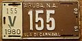 ARUBA 1980 -LICENSE PLATE - Flickr - woody1778a.jpg
