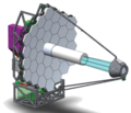 ATLAST telescope segmented 9.2m.png