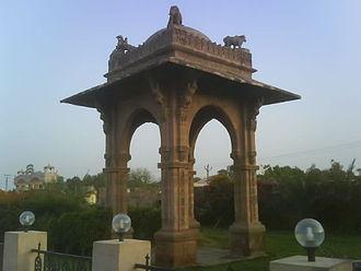 Madhapar - A Historical place Nani Ba Vaav