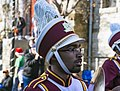 A band marcher in the Mayor's Parade 2017.jpg