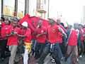 Abahlali baseMjondolo Protest the Slums Act at the Constitutional Court.jpg