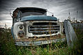 Abandoned ZiL-130 truck in Estonia.jpg